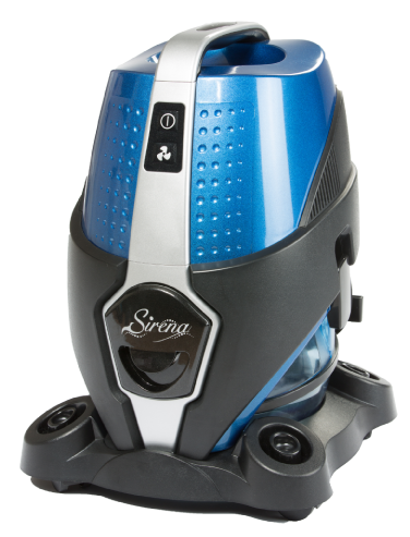 Hot Deal! Sirena Water-based Vacuum Technology for pet owners and allergy sufferers