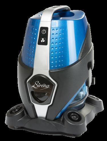 sirena water-based vacuum technology