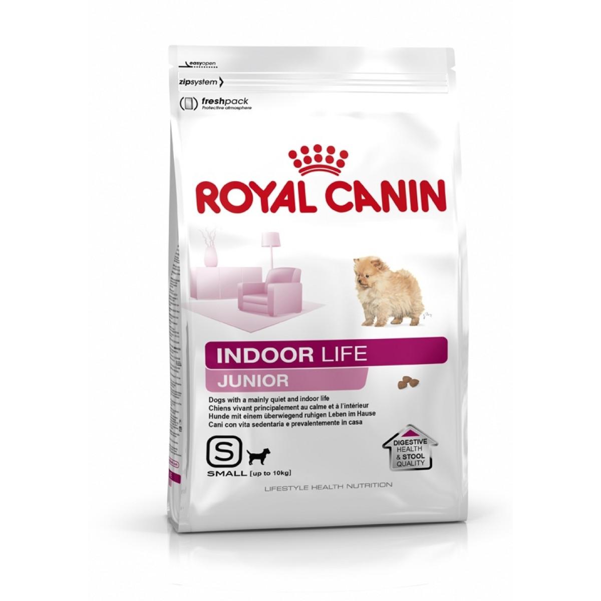 royal canin indoor life junior 10. Black Bedroom Furniture Sets. Home Design Ideas
